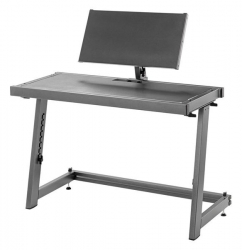 Bancada/Suporte para Teclado + Tampo + Stand para PC Millenium DJ Table