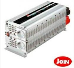 Conversor Join KINV2000 - 12V-220V - 2.000W - onda sinusoidal modificada - para Automovel