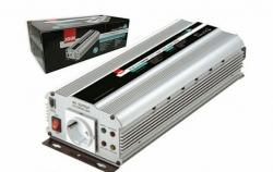 Conversor Join KINV1000 - 12V-220V - 1.000W - onda sinusoidal modificada - para Automovel
