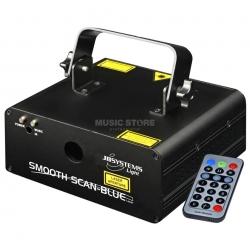 Laser JB Systems Smooth Scan Blue - 400mW - azul - DMX - comando a distancia