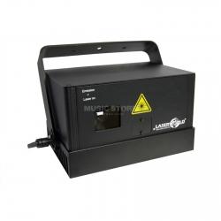 Laser Laserworld DS-2000 G - 2000mW - verde - DMX