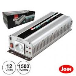 Conversor Join KINV1500 - 12V-220V - 1.500W - onda sinusoidal modificada - para Automovel