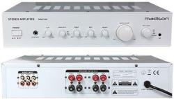 Amplificador Madison MAD1305 BK/WH - 360W - preto ou branco