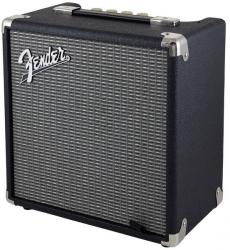 Amplificador de Baixo Fender Rumble 15 - 15W - 8 polegadas