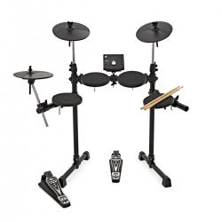 Bateria Electronica completa Gear4Music DD400 digital drums - USB + MIDI