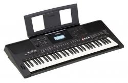 Teclado Yamaha PSR-E463 - 2 USB