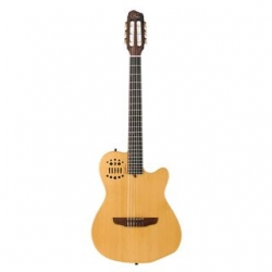 Guitarra Semi-Acustica Godin ACS-SA Slim NT SG - nylon - natural semi-brilho