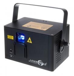 Laser Laserworld CS 1000RGB MKII - 1.000mW - RGB - DMX