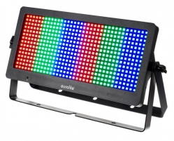 Strob Eurolite LED Strobe SMD PRO 540 RGB - 540 Leds array de 0,2W - DMX