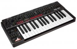 Sintetizador Analogico Behringer MS-101 - 32 teclas - USB + MIDI - preto, vermelho ou azul