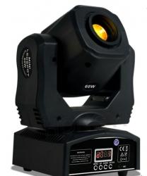 Moving-Head de Leds 3 C Pro Spot H 60 - 60W - Spot - DMX