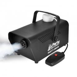 Maquina de Fumo Party SM400 - 400W - analogica - comando de cabo - preto