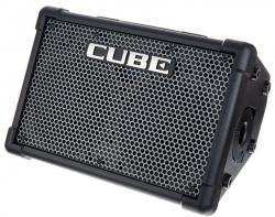 Amplificador de Guitarra Roland Cube Street EX - 50-100W - 2x8 polegadas - a bateria/s