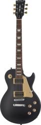 Guitarra Harley Benton SC-400 SBK Vintage Series - LP style - silk-make black
