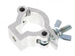Bracadeira para tubos 25mm de Truss e Tripes para Luzes - Doughty T58870 Atom Halfcoupler