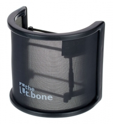 Filtro reflector T.Bone MS 60 - proteccao traseira para Micro de estudio e gravacao (reflection screen)