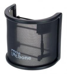 Filtro reflector T.Bone MS 60 - proteccao traseira para Micro de estudio e gravacao (reflection screen)