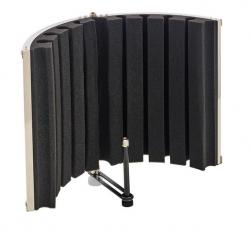 Filtro reflector Marantz Pro Sound Shield Compact - proteccao traseira para Micro de estudio e gravacao (reflection screen)