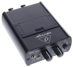 Pre-Amplificador para In-Ears/Phones Behringer Powerplay P1