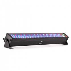 Barra de Leds Gear4Music Galaxy Wall Wash Light Bar - 108 Leds de 10mm - 80x6,5x56,5cm - RGB - DMX