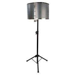 Filtro reflector Fame Pro Set + Tripe de Micro - proteccao traseira para Micro de estudio e gravacao (reflection screen)