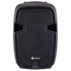 Coluna amplificada Fun Generation PL 108 A - 240-320W - 8 polegadas - USB + MP3 + SD Cards + Bluetooth + Radio + Comando - biamplificacao