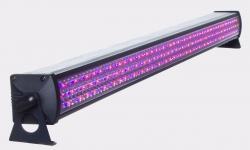 Barra de Leds LightmaXX Led Bar 8 Sector - 240 Leds de 10mm - 108x8,5x6cm - RGB - DMX