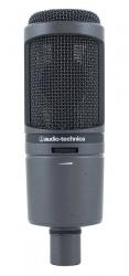 Microfone para Voz Audio-Technica AT2020 USBi - USB - condensador e cardioid