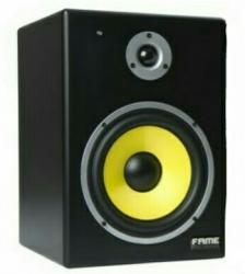 Monitor amplificado Fame Audio Pro Series RPM 8 - 100-200W - 2 vias - 8 polegadas