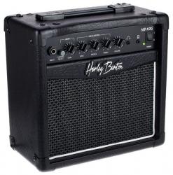 Amplificador de Guitarra Harley Benton HB-10G - 10W - 6 polegadas
