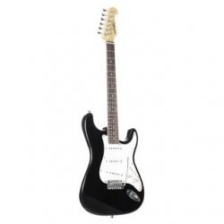 Guitarra Rockson ST - Stratocaster style - preto