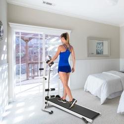 Passadeira Mecanica KLS Walk and Run - desmontavel - para andar, correr, sentar e fazer varios exercicios