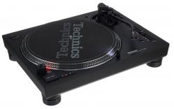 Prato Technics SL-1210 MK7 - direct drive - preto