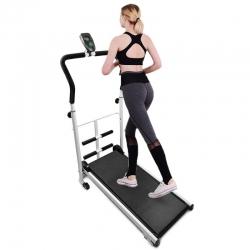Passadeira Mecanica KLS Portable - dobravel - para andar, correr, sentar e fazer varios exercicios