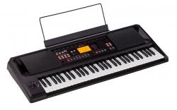 Teclado Korg EK-50 - 61 teclas - USB + MIDI