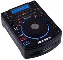 Leitor single Numark NDX 500 - CD-R + USB + MP3