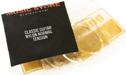 Jogo de Cordas Music Store classic guitar strings - nylon - Guitarra Classica, Acustica ou Semi-Acustica - 028