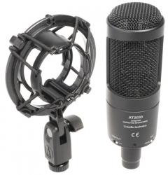 Microfone para Voz Audio-Technica AT2035 + Aranha