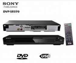 Leitor de DVD Sony DVP-SR370 - DVD + CD + USB + MP3