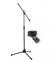 Tripe de Microfone (de girafa) + Pinca