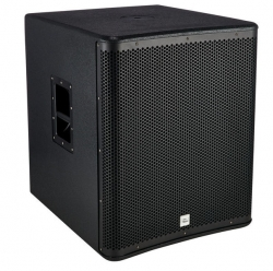 Subgrave amplificado The Box Pro DSP 18 Sub - 800-2400W - 18 polegadas - preto