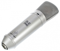 Microfone para Voz Behringer B2 Pro - condensador