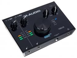 Interface de Audio M-Audio M-Audio Air 192/6 - USB + MIDI