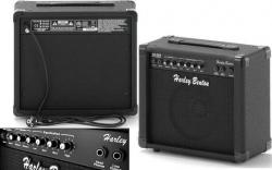 Amplificador de Baixo Harley Benton HB-20B - 20W - 8 polegadas