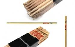 Baqueta de madeira Vic Firth Nova - Wood Tip - N5A/N5B/N7A/NRock Hickory