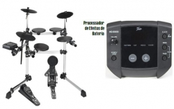 Bateria Electronica completa Fame HD-2000 Compact E-Drumset