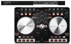 Controlador duplo Reloop BeatMix 2 - Deck Virtual DJ Controller - USB + MIDI