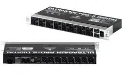 Conversor Behringer ADA8000 Ultragain Pro8 Digital