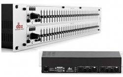 Equalizador grafico DBX 231s - 2 x 31 bandas