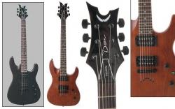Guitarra Dean Guitars Vendetta XM